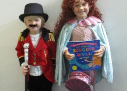 Amazing costumes at Junior House for Book Character Day