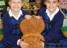 Harvest time at Upper School