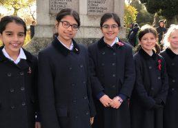 Honouring their memory