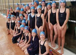 Our Year 3 swimmers win through