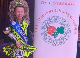 Grace dances her way into the World Championships
