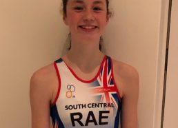 High March Alumna qualifies for Team GB Triathlon Squad
