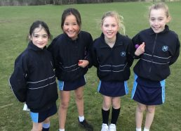 A cross country win in difficult conditions