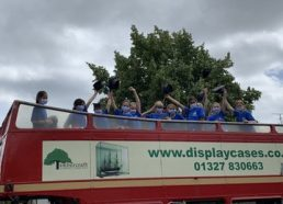 Year 6 say goodbye to High March in style