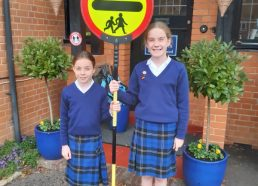 Walk to School Week Winners