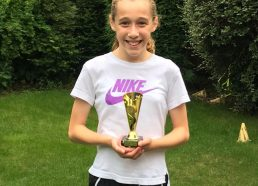 A great result from Lucia