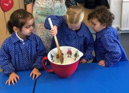 Nursery get baking!