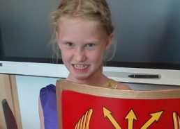 A Roman experience for Year 5