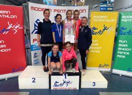 Fantastic results at the Biathlon Championships